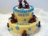Krikštynų ir 1-os komunijos tortai